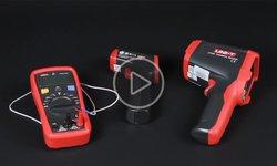 Как измерить температуру мультиметром, пирометром, тепловизором (видео)