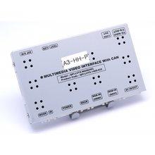 Видеоинтерфейс для Audi A3 MMI Radio MMI Navigation Plus c 2014 г.в. + сенсорный LCD дисплей - Краткое описание