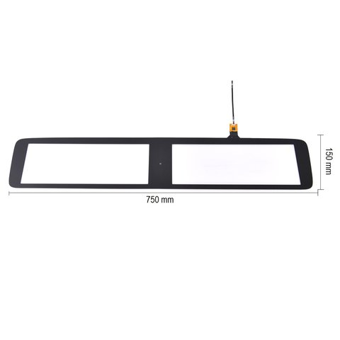 """12.1"""" Capacitive Touch Screen Panel for Mercedes Benz E300 W213"""