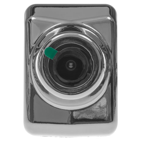 Car Front View Camera for Mercedes Benz C E Classes 2015 2017 MY in Chrome Case