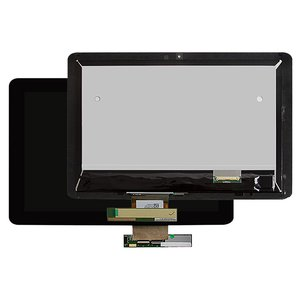 LCD compatible with Acer Iconia Tab A210, Iconia Tab A211, (black, with touchscreen)