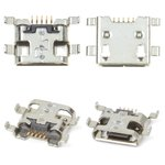Charge Connector compatible with HTC G23, G24, G25, S720e One X, Z320e One S, Z520e One S, Z560e One S, (5 pin, micro USB type-B)