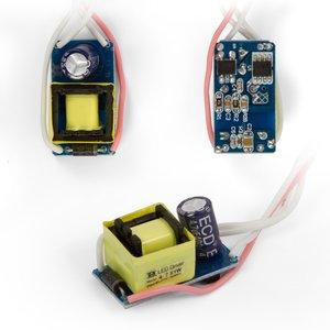 4-7 W LED Lamp Driver (85-265 V, 50/60 Hz)