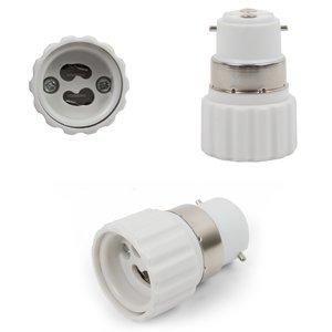 Base Adapter (B22 to GU10, white)