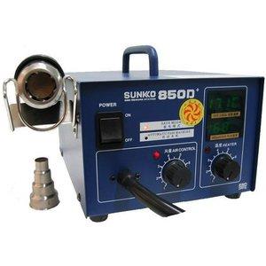 SUNKKO 850D+ Intelligent Double Display Vortex(L) SMD/BGA Maintenance Station