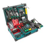 Juego de herramientas Pro'sKit 1PK-1990B para electricistas