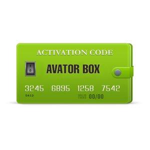 Código de activación para Avator Box