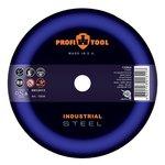 Круг отрезной по металлу PROFITOOL INDUSTRIAL 125х2,5х22,2 мм