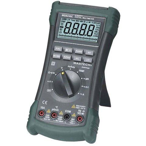 Цифровий мультиметр MASTECH MS8240C