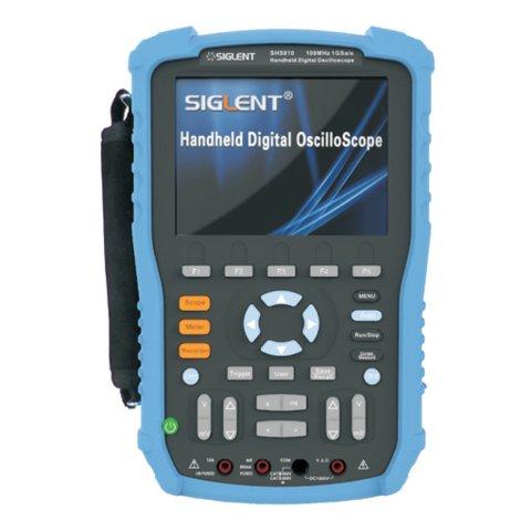 Портативний цифровий осцилограф SIGLENT SHS806