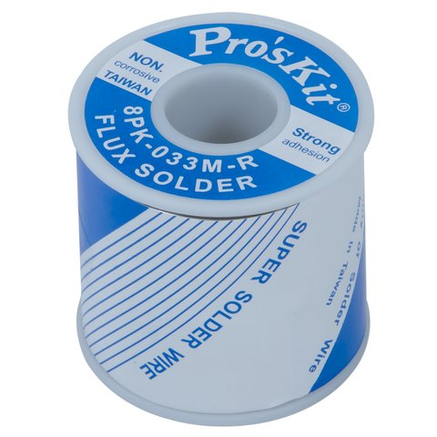 Припій Pro'sKit 8PK 033R