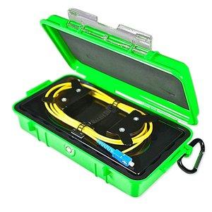 Котушка з кабелем для рефлектометра ORIENTEK FL-OTDR-BOX-OM320