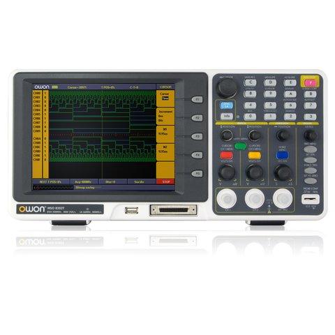 Цифровий осцилограф змішаних сигналів OWON MSO8202T