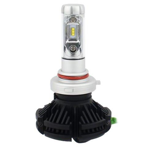 Набір світлодіодного головного світла UP X3HL 9005W(HB3  6000 лм