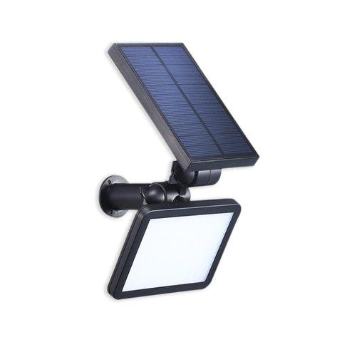 Вуличний LED світильник SL 50С 3 з сонячною панеллю, сенсором руху, 500 лм, 3.7 В, 2000 мАг