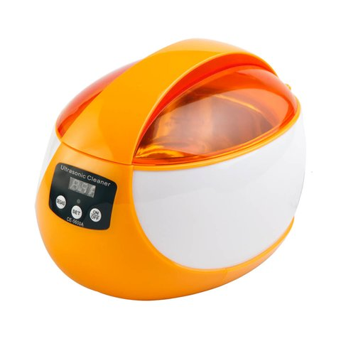 Ultrasonic Cleaner Jeken CE 5600A orange