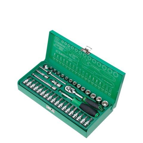 Interchangeable Socket Set Pro'sKit HW 23801M